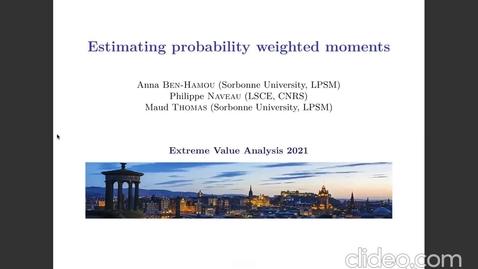 Thumbnail for entry Anna Ben-Hamou EVA Talk Preview