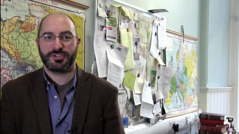 Thumbnail for entry Dr David Kaufman - Ideology and Politics in the Soviet and Post-Soviet Space