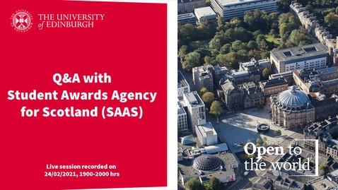 Thumbnail for entry SAAS QA-1