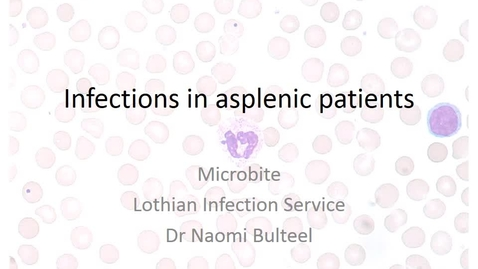 Thumbnail for entry Microbite - Asplenic Patients