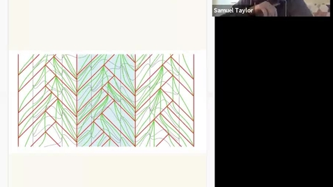 Thumbnail for entry The veering polynomial, the flow graph, and the Thurston norm - Sam Taylor