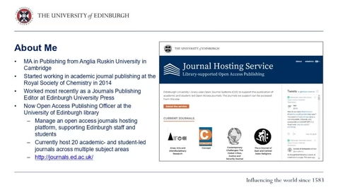 Thumbnail for entry Library Bitesize: Publishing your journal article