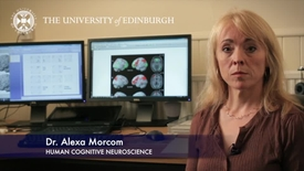Thumbnail for entry Alexa Morcom-Human Cognitive Neuroscience-Research In A Nutshell- School of Philosophy, Psychology and Language Sciences-07/03/2013
