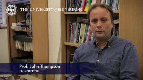 Thumbnail for entry John Thompson: Green radio overview