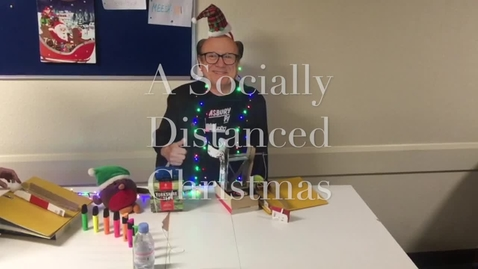 Thumbnail for entry G14 Yellow - A Socially Distanced Christmas