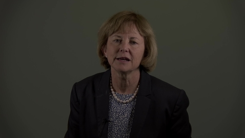 Thumbnail for entry Professor Moira Whyte welcomes research studuents