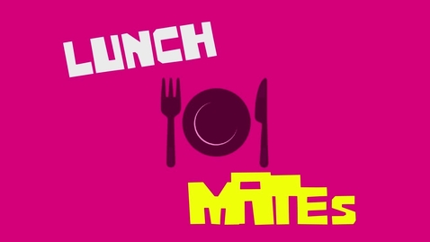 Thumbnail for entry Lunch Mates: Dr Gwenetta Curry and Udita Dolwani