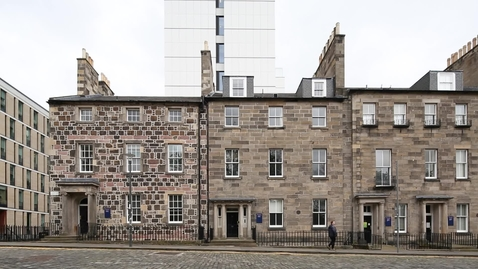 Thumbnail for entry George Square, University of Edinburgh