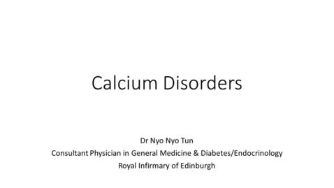Thumbnail for entry Calcium Disorders - Nyo Nyo Tun.mp4