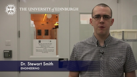 Thumbnail for entry Stewart Smith - Engineering- Research In A Nutshell - School of Engineering -22/01/2013