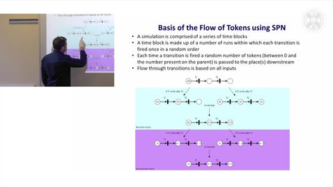 Thumbnail for entry 15. Petri nets, Basis of The Flow of Tokens(lecture)