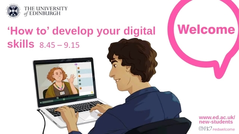Thumbnail for entry PG How To Develop your digital skills