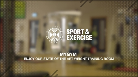 Thumbnail for entry My Gym Overview