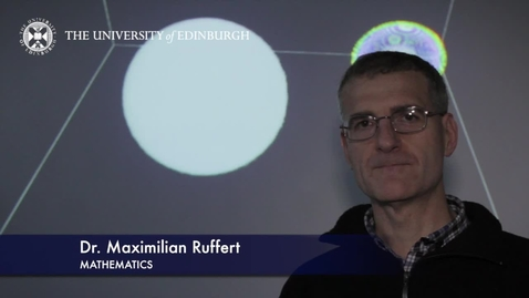 Thumbnail for entry Max Ruffert - Mathematics- Research In A Nutshell - School of Physics and Astronomy -23/01/2013