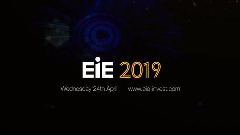 Thumbnail for entry EIE - Scotland's Premier Tech Investor Showcase