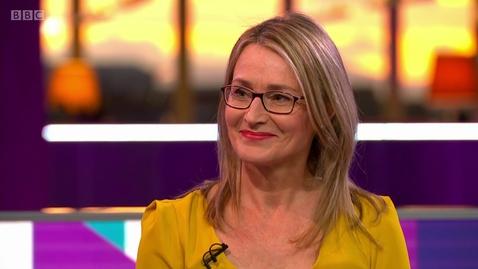 Thumbnail for entry Dr Karen Goodall on BBC Scotland's The Nine