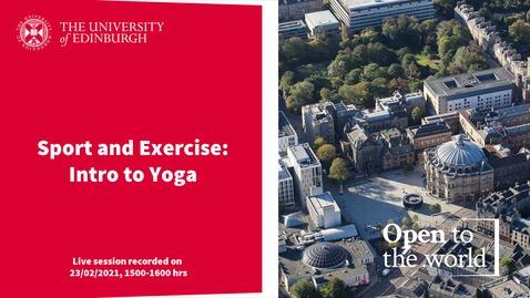 Thumbnail for entry Intro to Yoga Recording 20210223-2