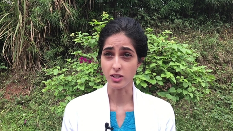Thumbnail for entry Paediatric Emergency Medicine online masters: Ra'ana Hussain - student testimonial