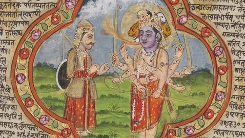 Thumbnail for entry Mahabharata Digitisation Project