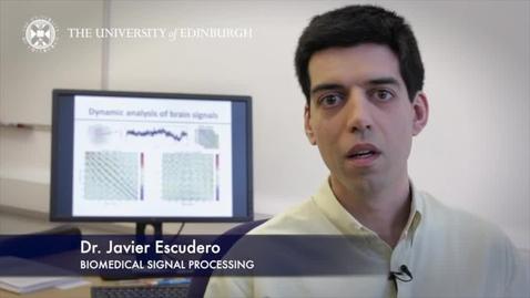 Thumbnail for entry Javier Escudero: Biosignal processing