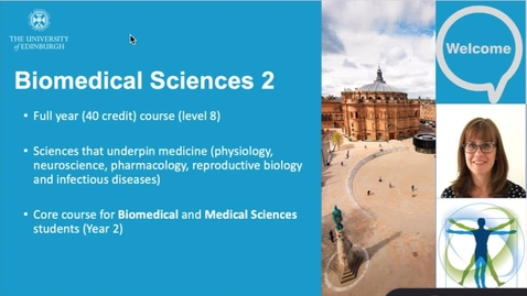 Thumbnail for entry Biomedical Sciences 2