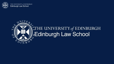 Thumbnail for entry Filippo Fontanelli: International Economic Law