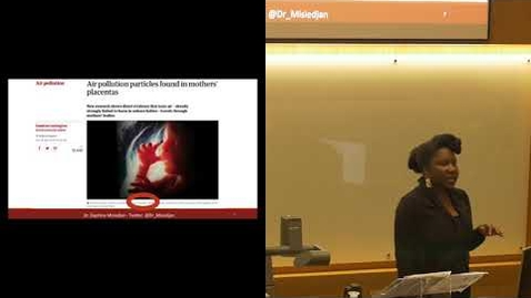 Thumbnail for entry Brodies Environmental Law Lecture: Dr Daphina Misiedjan