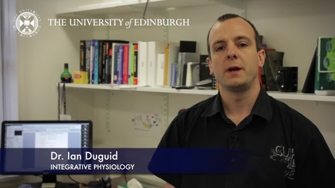 Thumbnail for entry Ian Duguid- Integrative Physiology - Research In A Nutshell- Edinburgh Neuroscience-05/03/2013