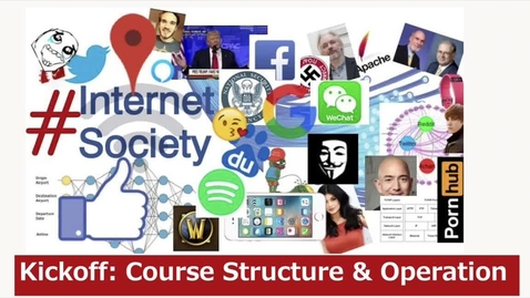 Thumbnail for entry Introduction to Internet and Society 2021