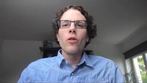 Thumbnail for entry Axel Buecher EVA Talk Preview
