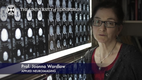 Thumbnail for entry Joanna Wardlaw- Applied Neuroimaging - Research In A Nutshell- Edinburgh Neuroscience-03/12/2012