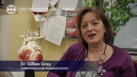 Thumbnail for entry Gillian Gray- Cardiovascular Pharmacology- Research In A Nutshell - Queen's Medical Research Institute -07/03/2013
