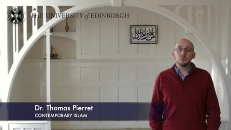 Thumbnail for entry Thomas Pierret-Contemporary Islam-Research In A Nutshell-School of Literatures, Languages and Cultures-03/12/2012