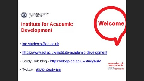 Thumbnail for entry How-to manage your reading (Undergraduate Students)
