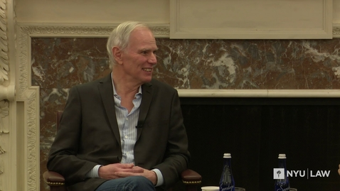 Thumbnail for entry The Struggle for Human Rights: Philip Alston in conversation with Nehal Bhuta