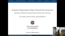 Thumbnail for entry Energy Tutorial Day, Dec 2016, Ken McKinnon