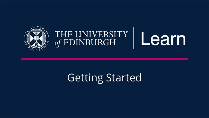 Learn - Getting Started
