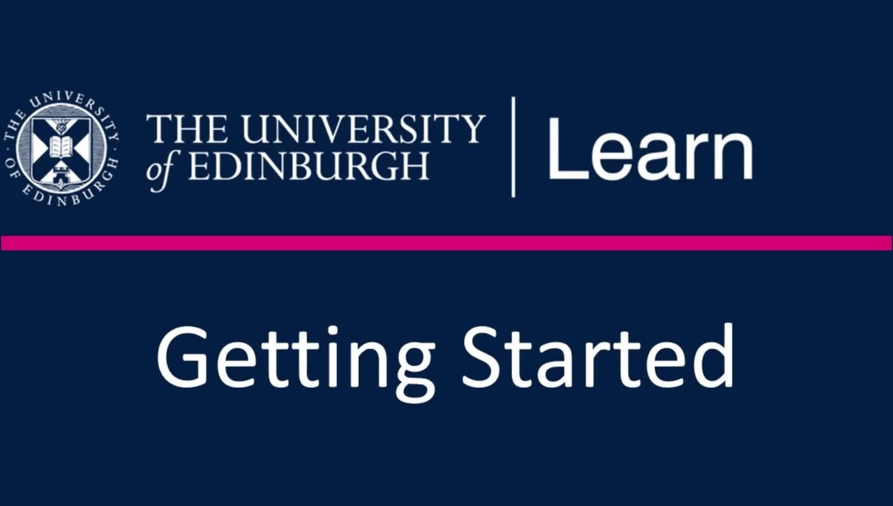 Learn - Getting Started for Students