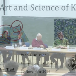 Thumbnail for channel The Art and Science of Knots