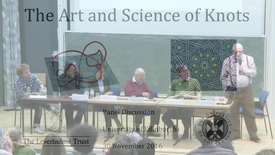 Thumbnail for entry The Art and Science of Knots: 8. Panel Discussion