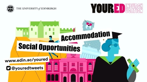 Thumbnail for entry YourEd: From Socializing to Accommodation
