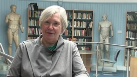 Thumbnail for entry Student Experience: Sandra Forrester (online MSc in History)