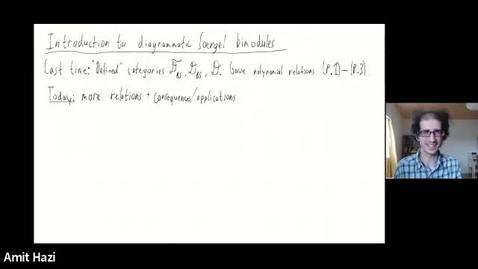 Thumbnail for entry A Hazi   LMS Autumn Algebra School