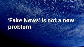 Thumbnail for entry Wikimedia UK Vs Fake News