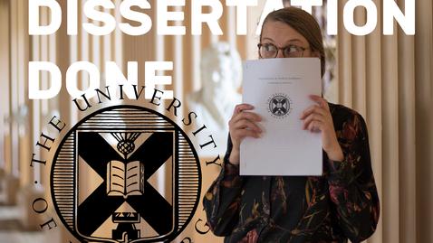 Thumbnail for entry Dissertation: written
