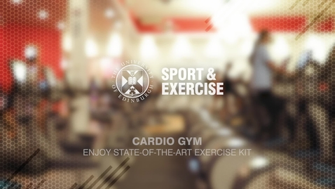 Thumbnail for entry Cardio Gym