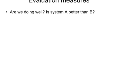 Thumbnail for entry Evaluating Classification and Regression