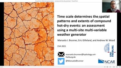 Thumbnail for entry Manuela Brunner EVA Talk Preview