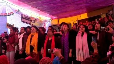 Thumbnail for entry DAY FIFTEEN: The Zanana Ensemble – Women Perform Against Fascist Regimes