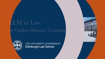 Law School Online >> Llm In Law Edinburgh Law School